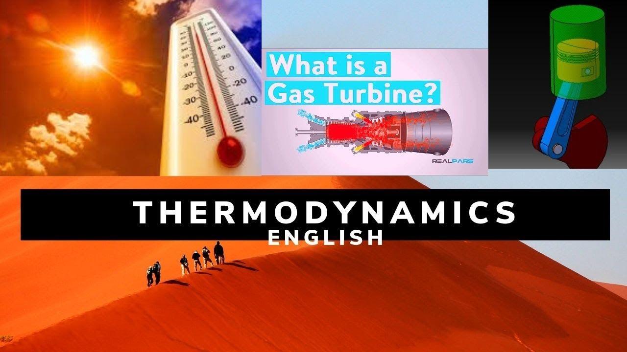 THERMODYNAMICS - LECTURE 2