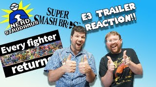 New Super Smash Bros