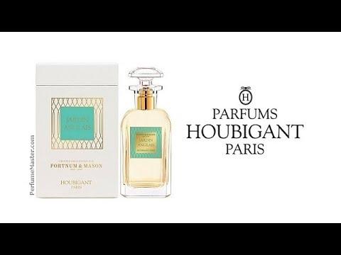 Houbigant Jardin Anglais New Perfume Youtube
