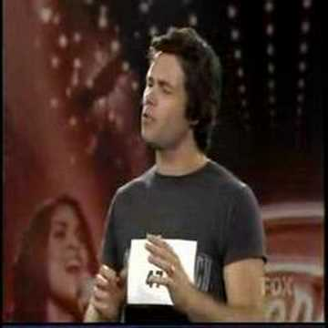 American Idol 7 'Michael Johns' San Diego Audition