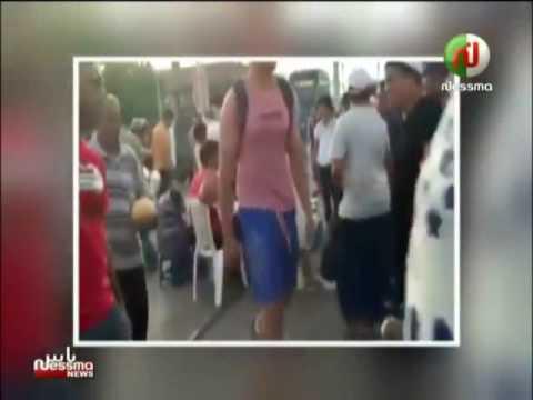 فيديو اليوم : إنتصاب فوضوي و تعطل حركة المرور في العاصمة thumbnail