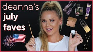 deanna's july faves