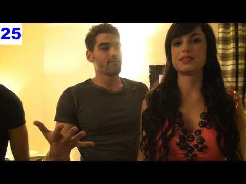 Sara Tommasi e Nando Colelli Auguri - Video Hot & Intervista alla Più Amata Dagli Italiani