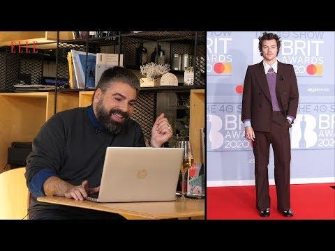 Maurice Munteanu, despre ținutele purtate de vedete la BRIT Awards și NAACP Image Awards 2020