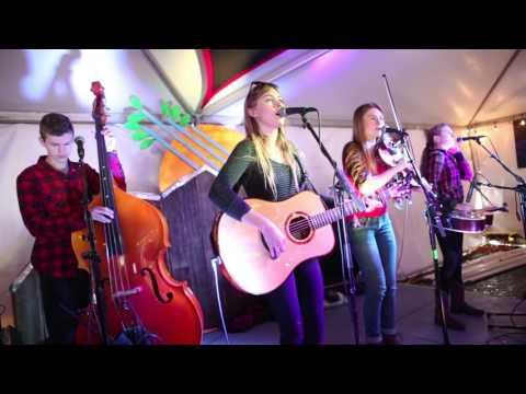 """Paige Anderson & The Fearless Kin """"Flying Rocks""""  4.1.16 WinterWonderGrass Tahoe"""