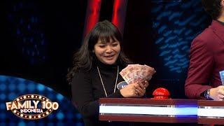 Siapa yang mau tes microphone? Dapat Extra Cash 2 JUTA lho! - PART 3 - Family 100 Indonesia