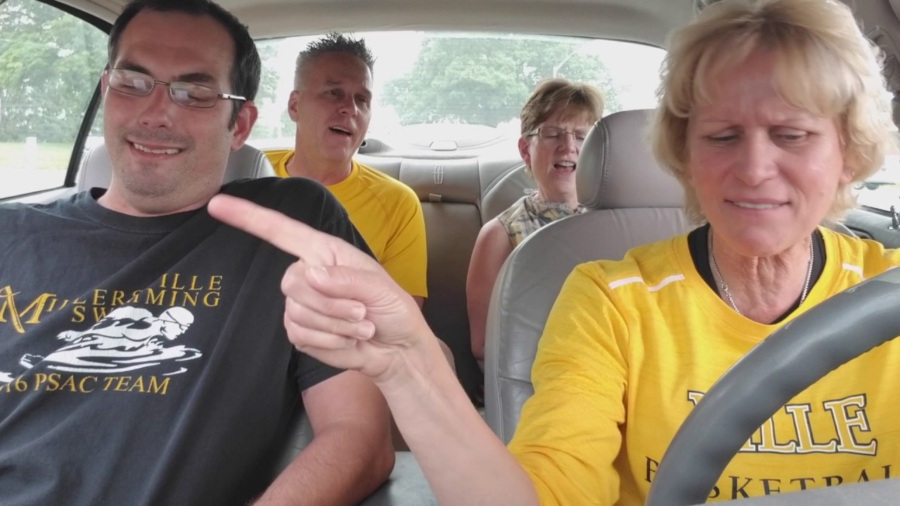 Marauders Carpool Karaoke: Summertime Edition
