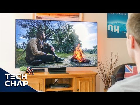 The BEST Gaming TV 2019? [4K 120hz HDR FreeSync 2!] 🎮 | The