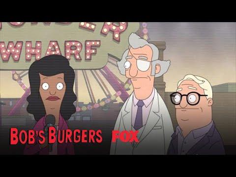 Bob Gets A News Update On The Wonder Wolf   Season 8 Ep. 3   BOB'S BURGERS