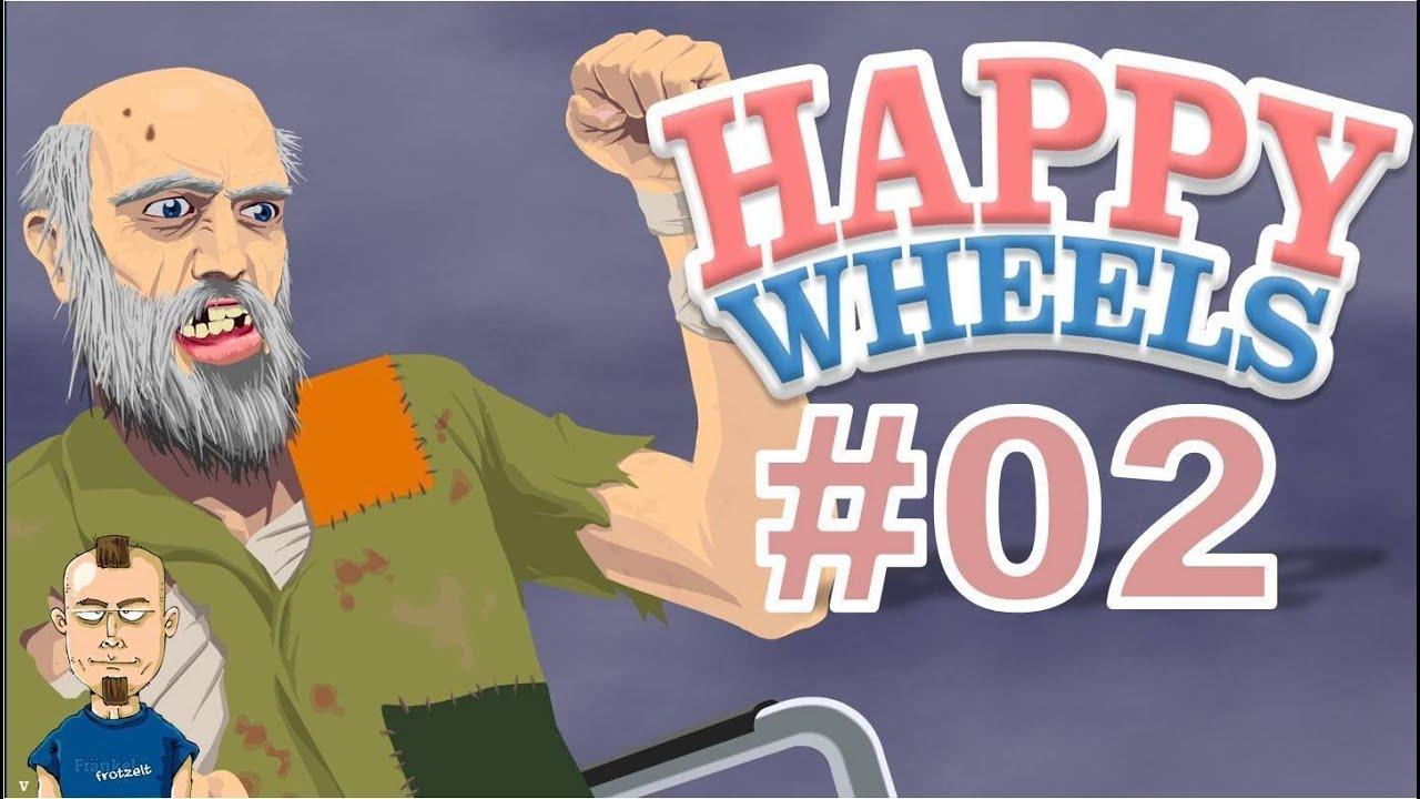 Let 39 s play happy wheels 2 elastoman und die - Let s play happy wheels ...