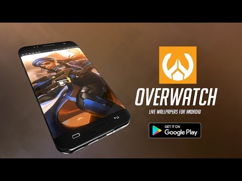 Overwatch - Live wallpapers Android APP