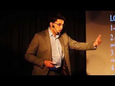 What about profiling the person sitting next to you? | Raul V. Rodriguez | TEDxBESC