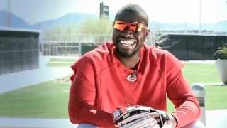 how to break in a new glove brandon phillips wilson glove