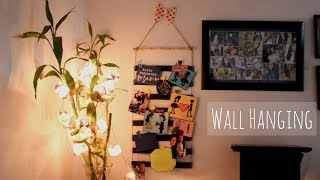 DIY Cutest Wall Hanging | Easy and amazing Room Decor Idea for Christmas