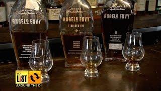 DETROIT: One Of Best Whiskey Bars In America