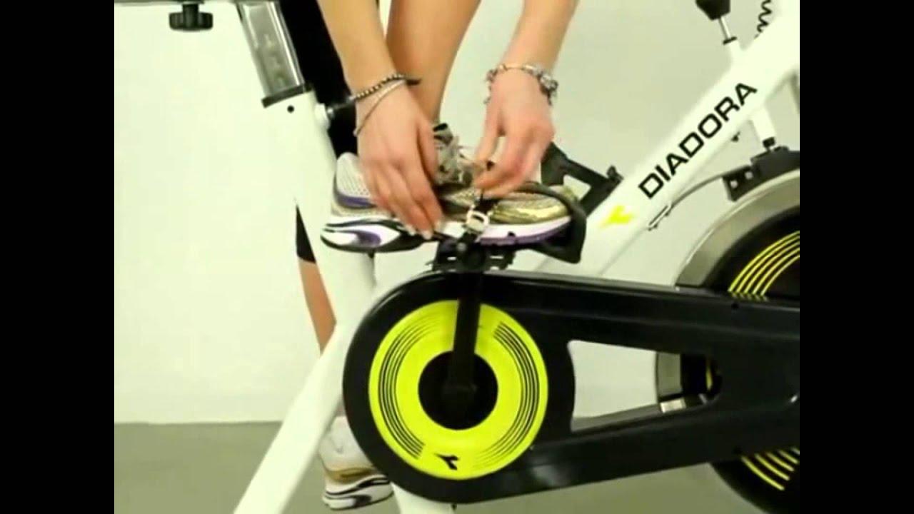 diadora road 18 fit bike