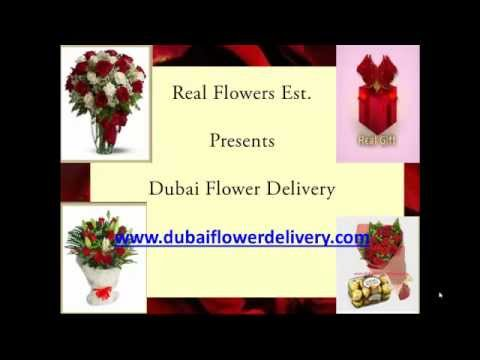 Flowers Delivery in Dubai by Real Flowers Est..mp4
