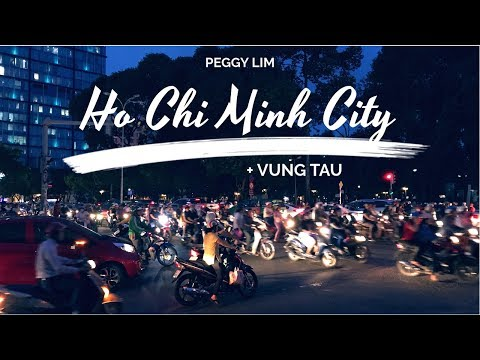 5 days 4 nights in Ho Chi Minh City!