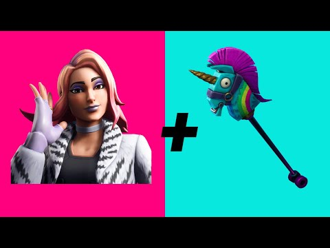 RainBow Smash| Best Combos | Fortnite Season 2