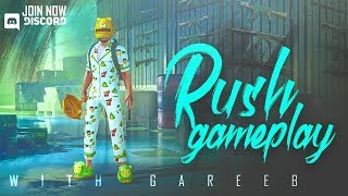 PUBG MOBILE LIVE RUSH GAMEPLAY AGAINST HACKERS GTA 5 LATE MAY BE