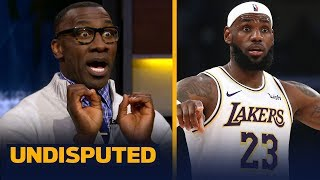 Skip and Shannon react to LeBron James being ranked 3rd best leader by NBA GMs | NBA | UNDISPUTED Video