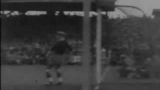 Magyarország - Görögország 1938.03.25 Titkos Pál gólja