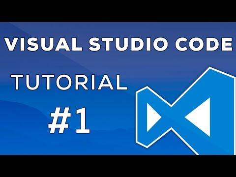 Tutorial Visual Studio Code, el Nuevo Rey de los Editores de Código [1/5] thumbnail