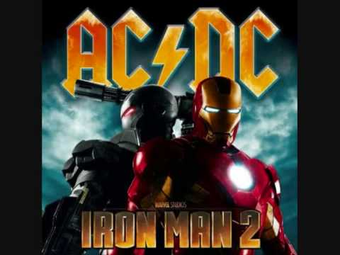 Iron Man 2 Back In Black by AC DC