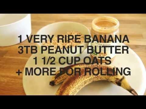 Let's Make Peanut Butter, Banana, & Oat Dog Treats With Sweet Paul!