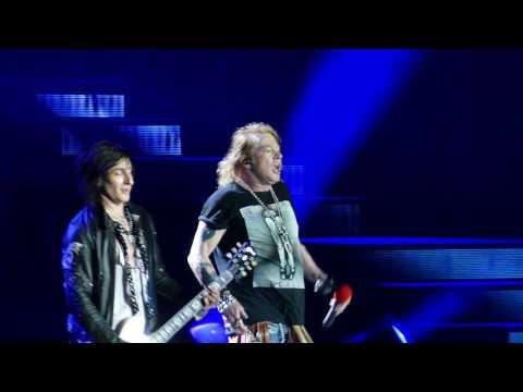 Guns N' Roses - Live and Let Die - Live San Diego Qualcomm Stadium Aug 2016