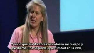 My stroke of Insight 2/2- Spanish subtitled