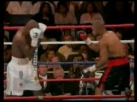 Roy Jones-Glenn Johnson Video
