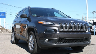 2014 Jeep Cherokee Latitude Review and Test Drive