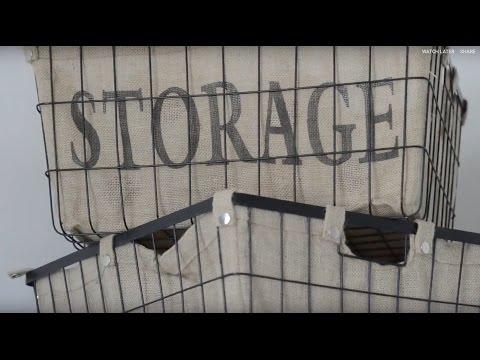 10 Storage Hacks | Interior Design