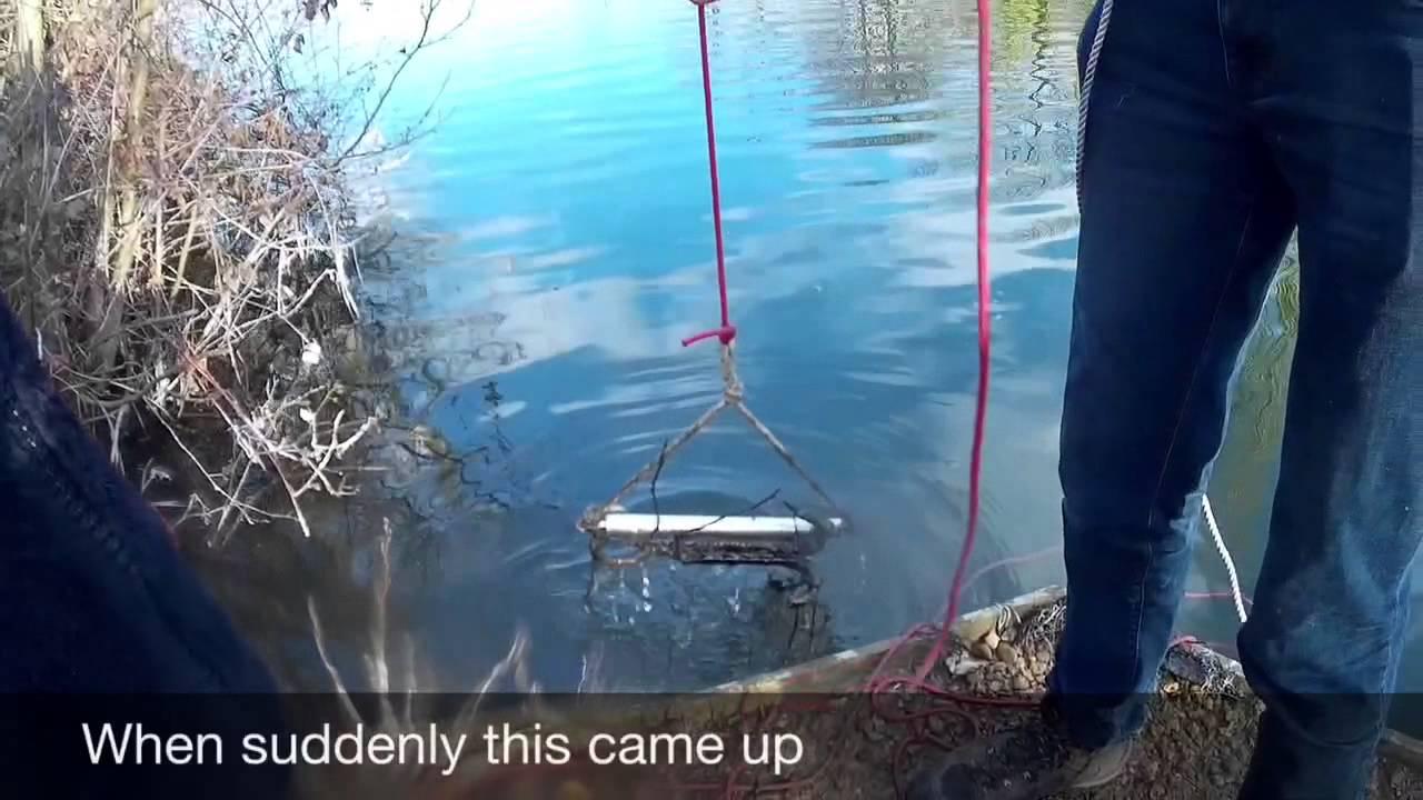magnet fishing, BEST FIND YET!! [magneetvissen] - YouTube