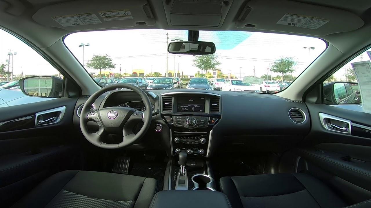 100 Nissan Pathfinder 2016 Interior 2016 Nissan