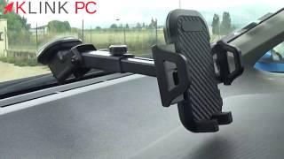 support de voiture à bras orientable à 360 °