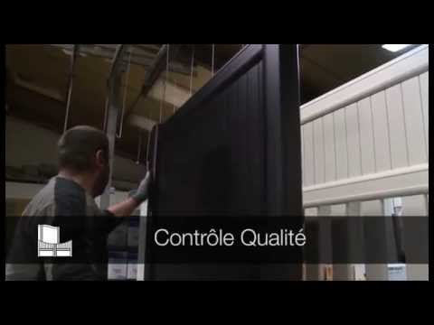 Fabricant de portail aluminium Rothe fermetures présentation de l'entreprise