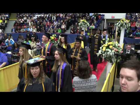 2017 April 30th Commencement Ceremony - 11am