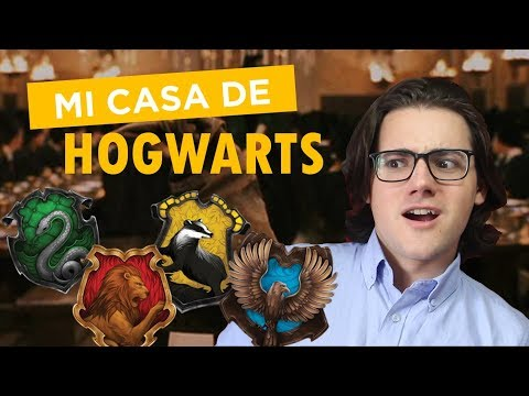 ¡MI CASA DE HOGWARTS!