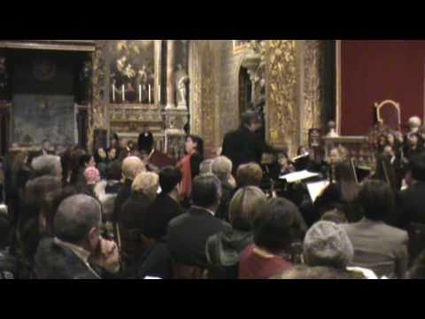 MALTA-Valletta:  A Prelude to Christmas 2010 (3 of 3) - Brian Cefai & Amadeus Chamber Choir