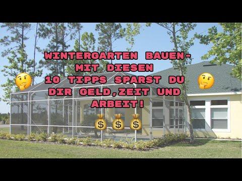 Wintergarten Bauen Lassen Kosten Preis Ausstattung