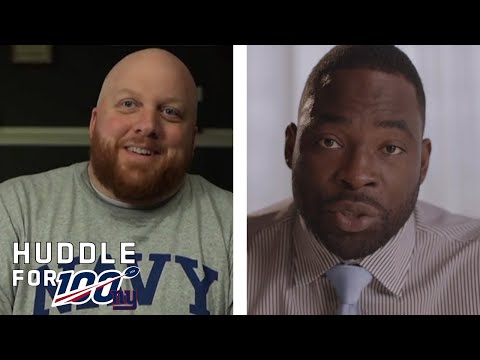 Justin Tuck Surprises Veteran With Letter Of Support