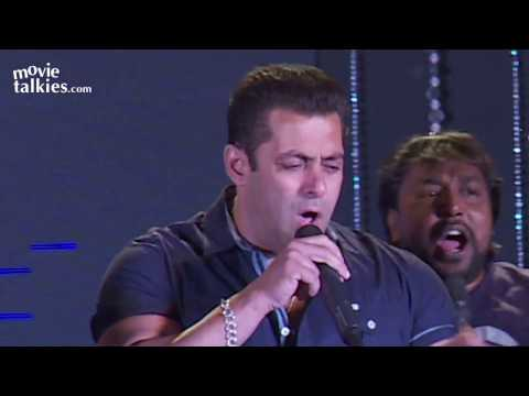 Salman Khan To Sing A Song From HERO