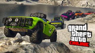 BRAWLER OFF-ROAD TRIP! || GTA 5 Online || PC (Funny Moments!)