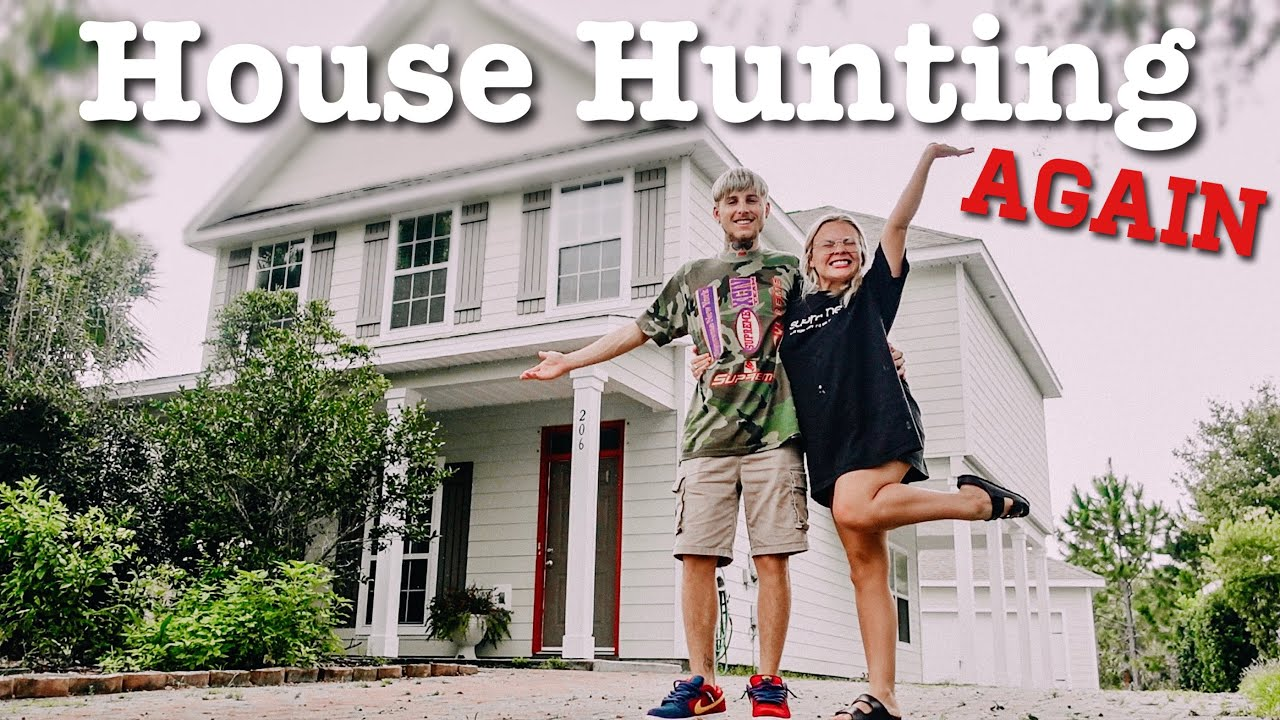 Big News...We Are House Hunting Again (Emotional)
