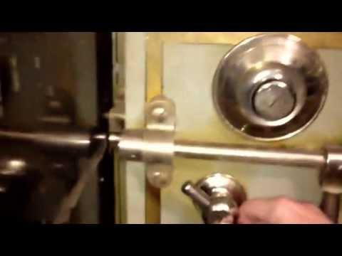 Antique Safe - YouTube