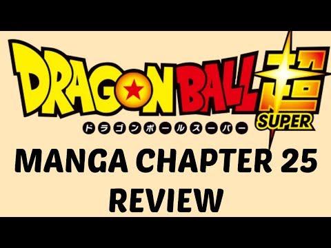 Dragon Ball Super Manga Chapter 25