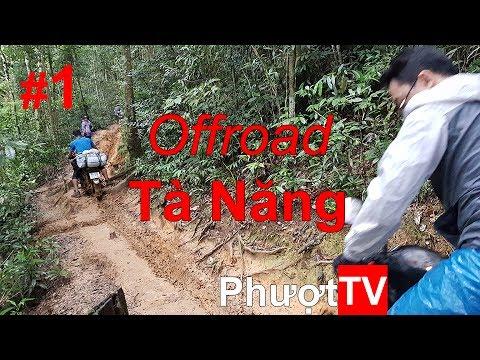 Phượt.TV   #1 Phượt xe máy cung Tà Năng - Phan Dũng dễ hay khó