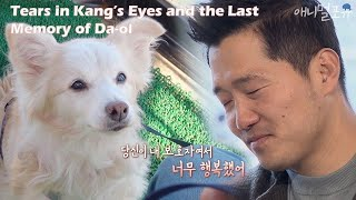 Tears in Kang's Eyes and the Last Memory of Da-ol [Dogs Are Incredible]